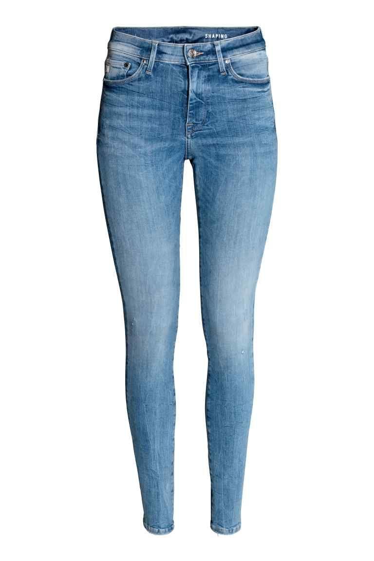 skinny jeans stretch dames