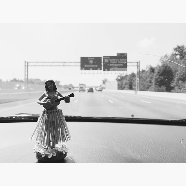 """""""Road trippin' #pupontheroad"""" Photo taken by @popuppolaroid on Instagram, pinned via the InstaPin iOS App! http://www.instapinapp.com (08/24/2015)"""