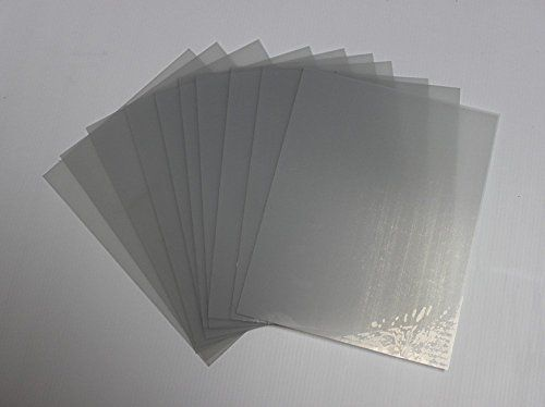10 Sheets 16x20 045 Petg Clear Styrene Plexiglass Coupon Box Discount People Buy Plexiglass For Sale Picture Framing Materials Picture Framing Supplies