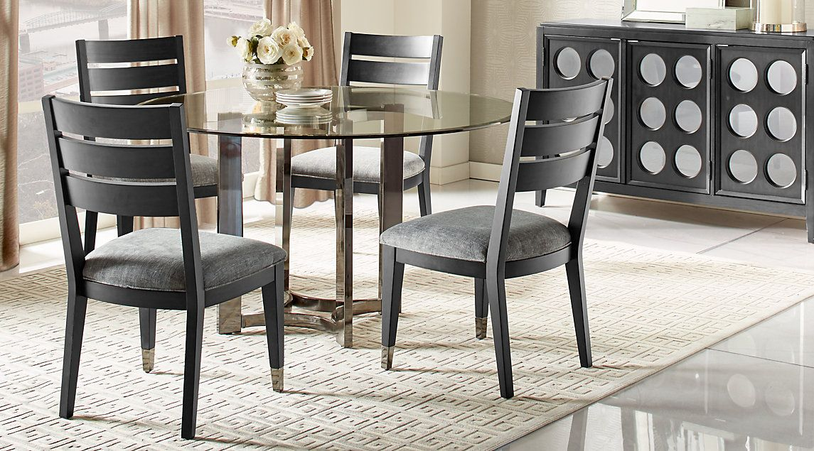 Eric Church Highway To Home Silverton Sound 5 Pc Round Dining Room