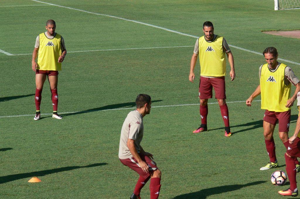 Torino oggi altro allenamento a porte aperte. Primavera contro il Chieri https://t.co/Ynlfl3lDkB Redazione Toro N https://t.co/qg6BxAlg9z