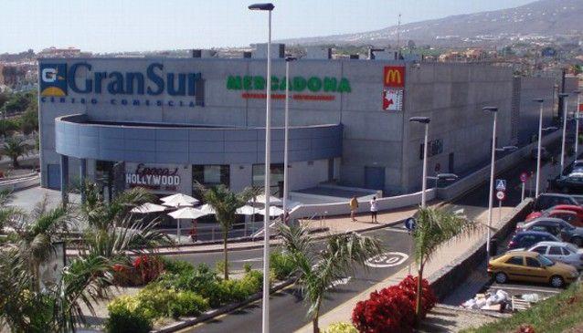 Gran Sur Shopping Centre Tenerife Shopping Center My Island