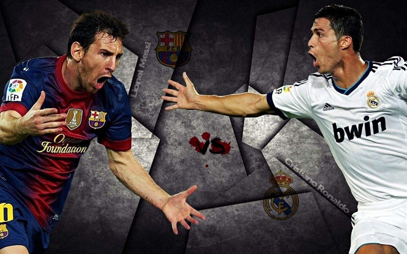 Messi Vs Ronaldo Wallpapers 1080p Messi Vs Ronaldo Messi Poster