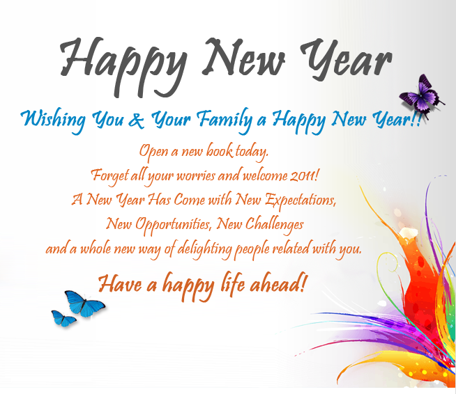 New Year Pics, Wishes Happy New Year is a large festival