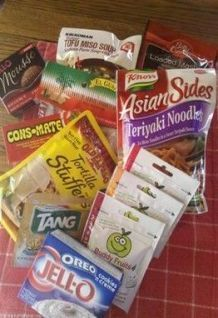 Backpacking Food Cheap Backpacking