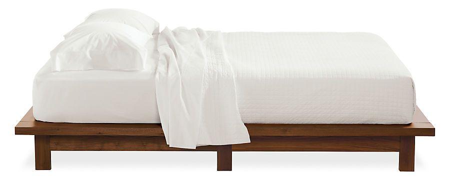 Campo Bed - Beds - Bedroom - Room & Board