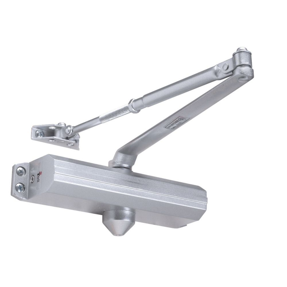 Size 4 Commercial Door Closer Closed Doors Aluminium Doors