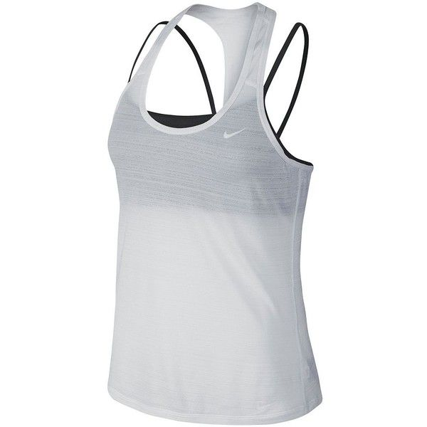 042573d502c62 Women s Nike Victory 2-in-1 Workout Tank ( 45) ❤ liked on Polyvore  featuring activewear