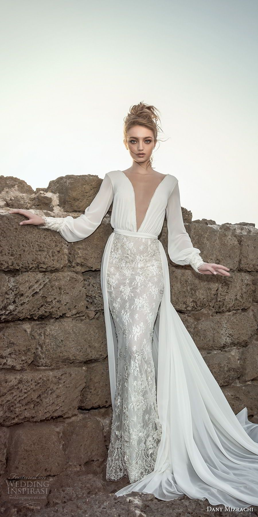 Dany mizrachi wedding dresses wedding dress