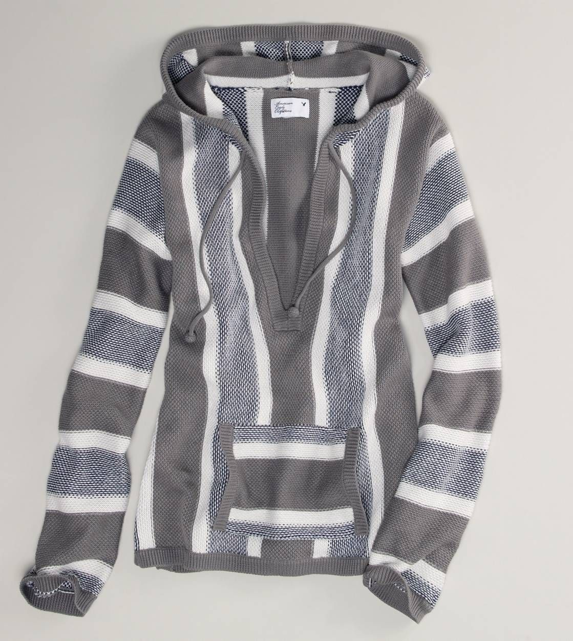 Love this..AE BAJA BEACH HOODIE..can picture me wearing this with ...