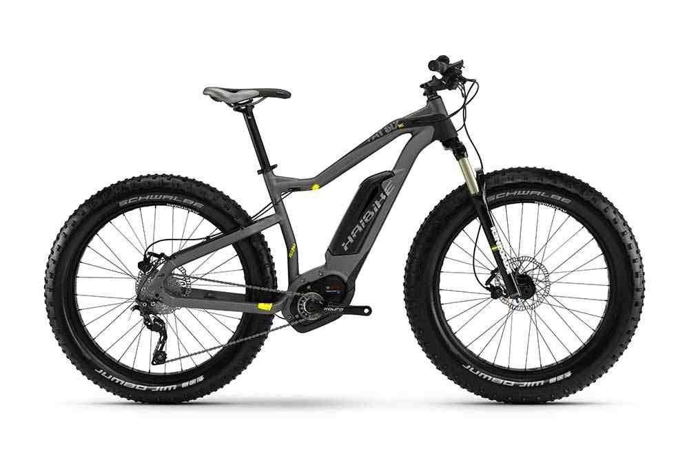 Haibike Xduro Fatsix Rc Electric Mountain Bike 2016 40 Cm Fietsen