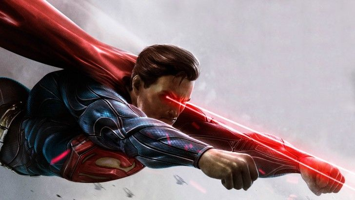 Superman Laser Eyes Injustice Gods Among Us Game 1920x1080 Superman Wallpaper Superman Hd Wallpaper Superman