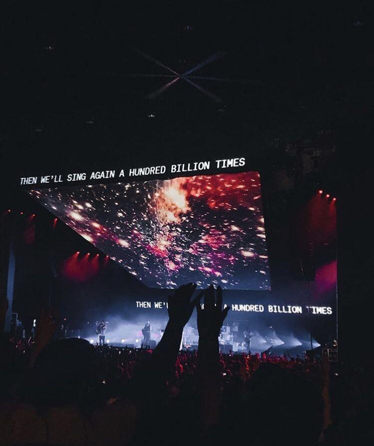 Hillsong concert 🤩