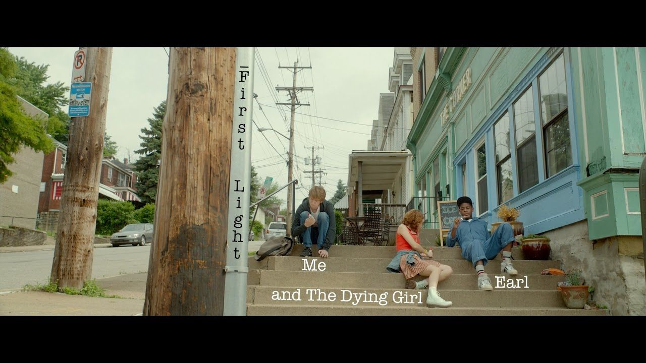 Me and Earl and The Dying Girl - First Light https://youtu.be/eMZG7VUqom8 #timBeta