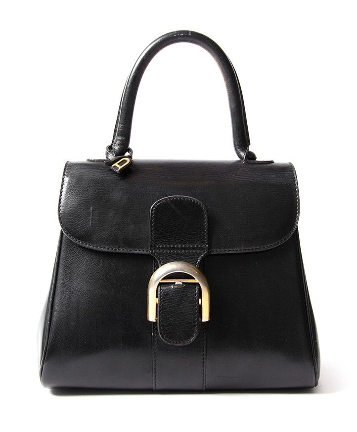 3e910523b398 buy safe online secondhand designer vintage delvaux brillant black leather online  webshop labellov