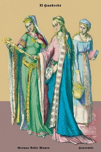 1000 Images About Casablanca Style Ladies Fashion On: 12th Century Women's Clothing