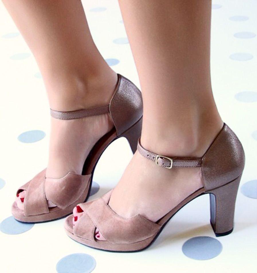 Sandals · NICAS PEACH :: ZAPATOS :: CHIE MIHARA SHOP ONLINE