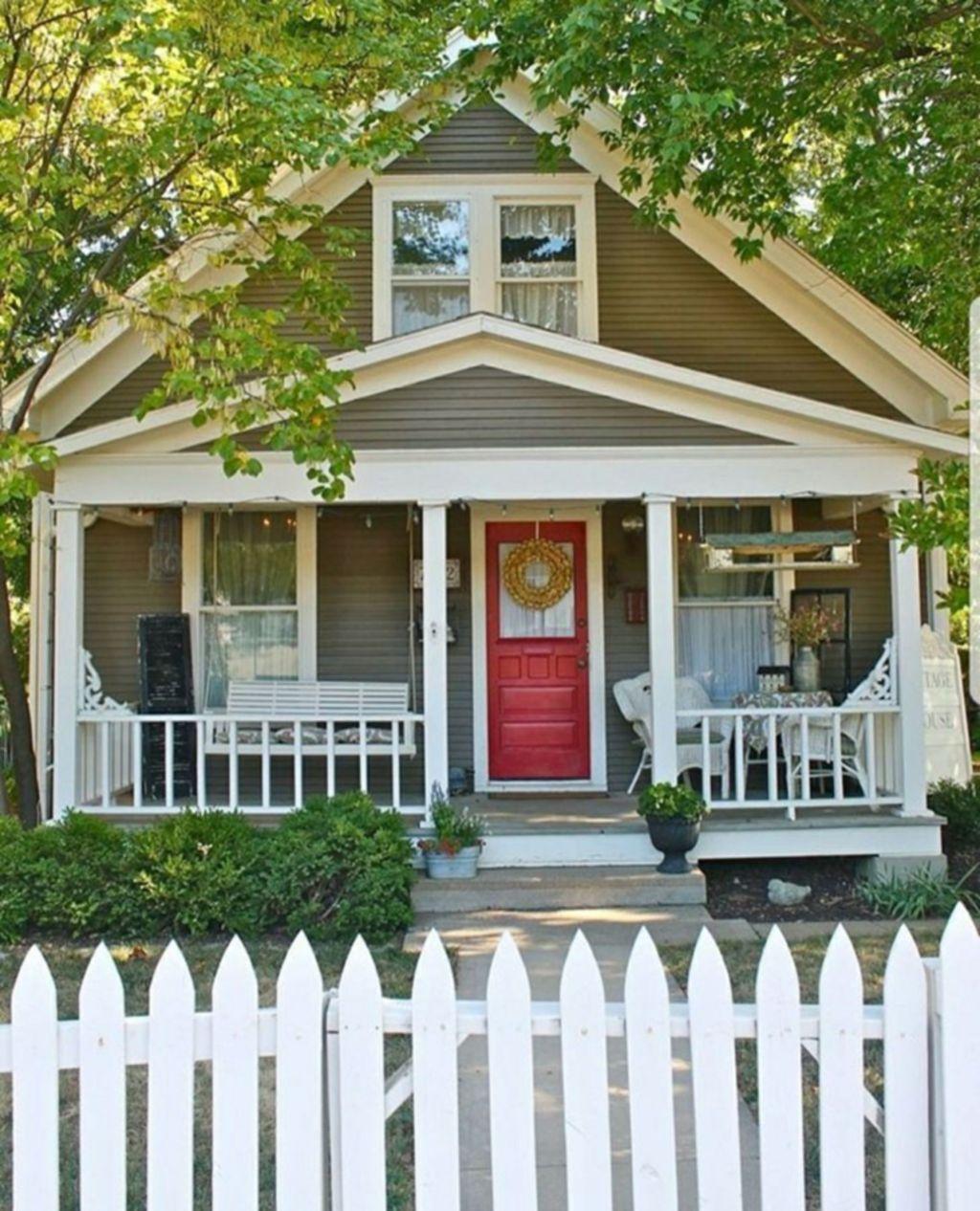 Cottage House Exterior
