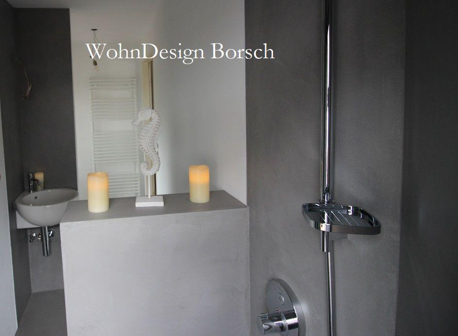 Bad ohne Fliesen und Fugen Köln | Duschboden, Bad, Duschwand