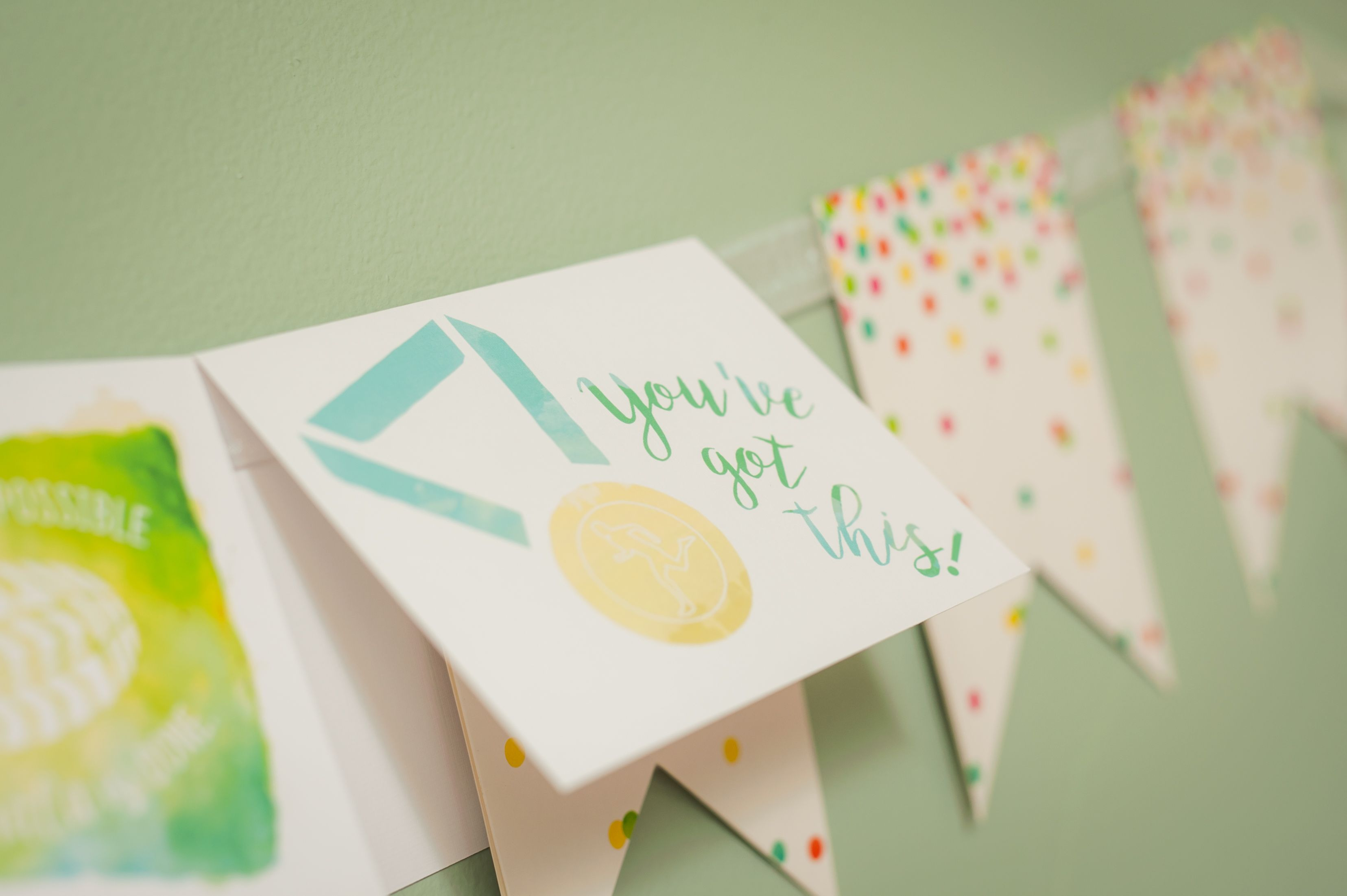 Hello And High Five Is A Line Of Greeting Cards For