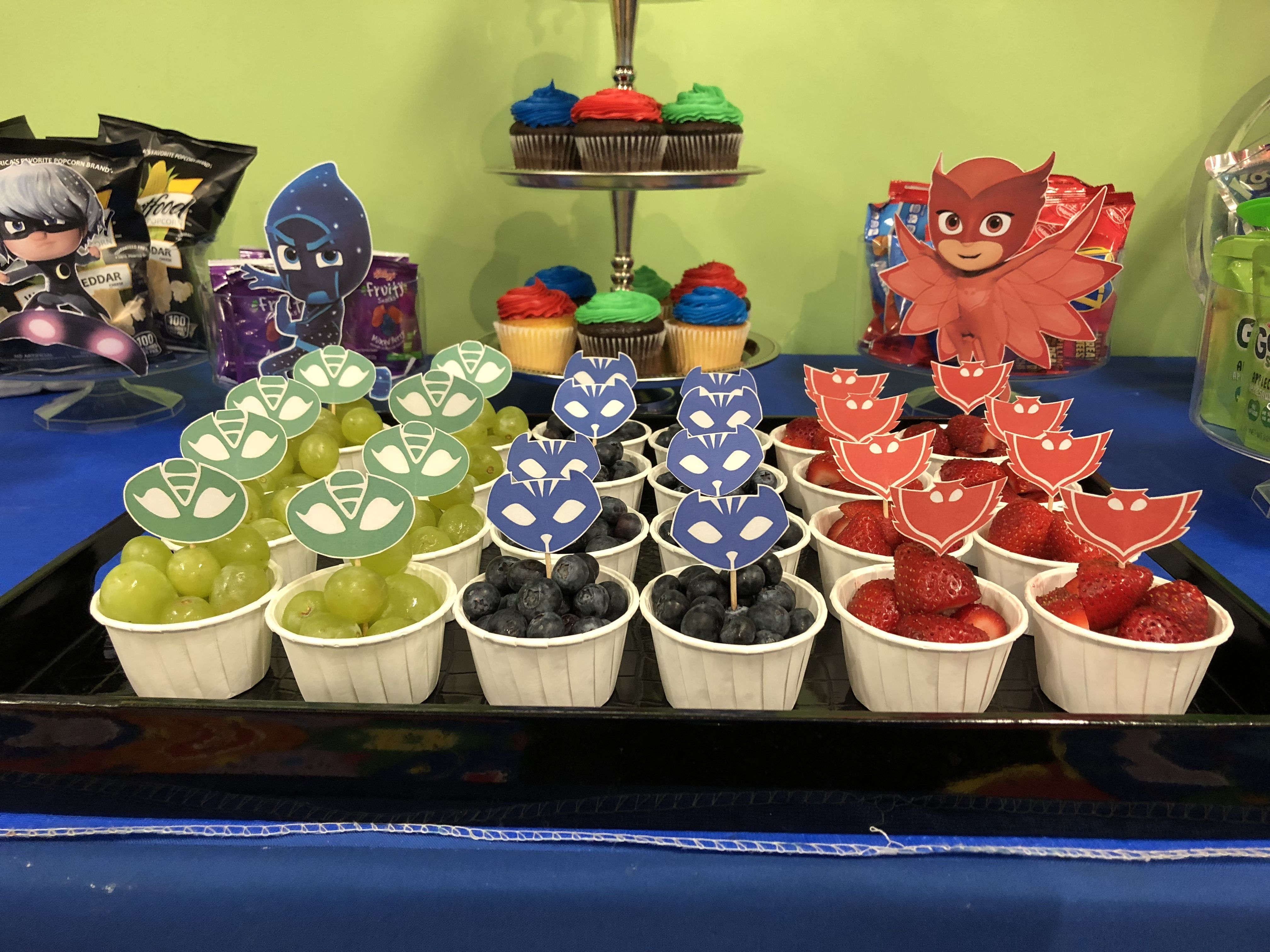 Pin by keke 💋 on Party Ideas   Pj masks birthday party