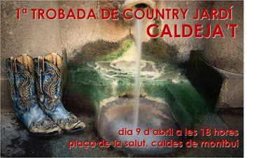UNIVERS COUNTRY: BALLADA COUNTRY A CALDES DE MONTBUI.