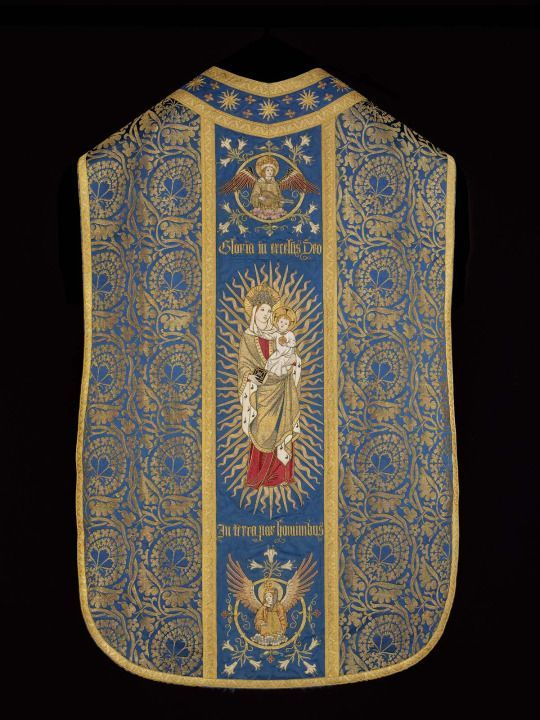 Marian Chasuble: