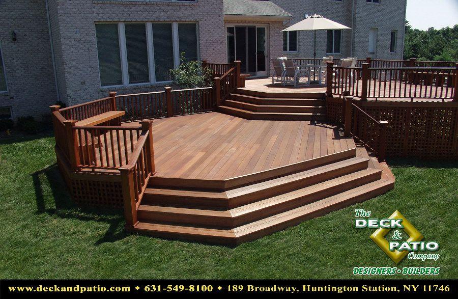 deck ideas terrassen pinterest terrasse. Black Bedroom Furniture Sets. Home Design Ideas