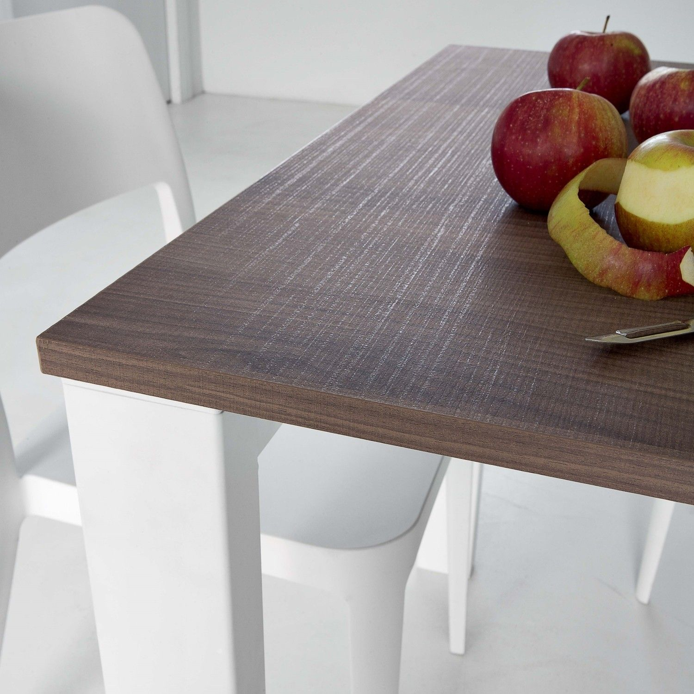 Tavolo da cucina allungabile Badù di Midj - ARREDACLICK | incastri ...