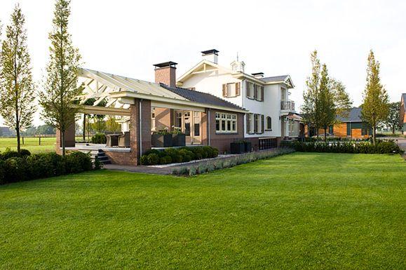 Buytengewoon landelijke tuinen modern klassieke