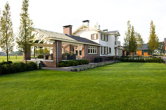 Www.buytengewoon.nl landelijke tuinen modern klassieke