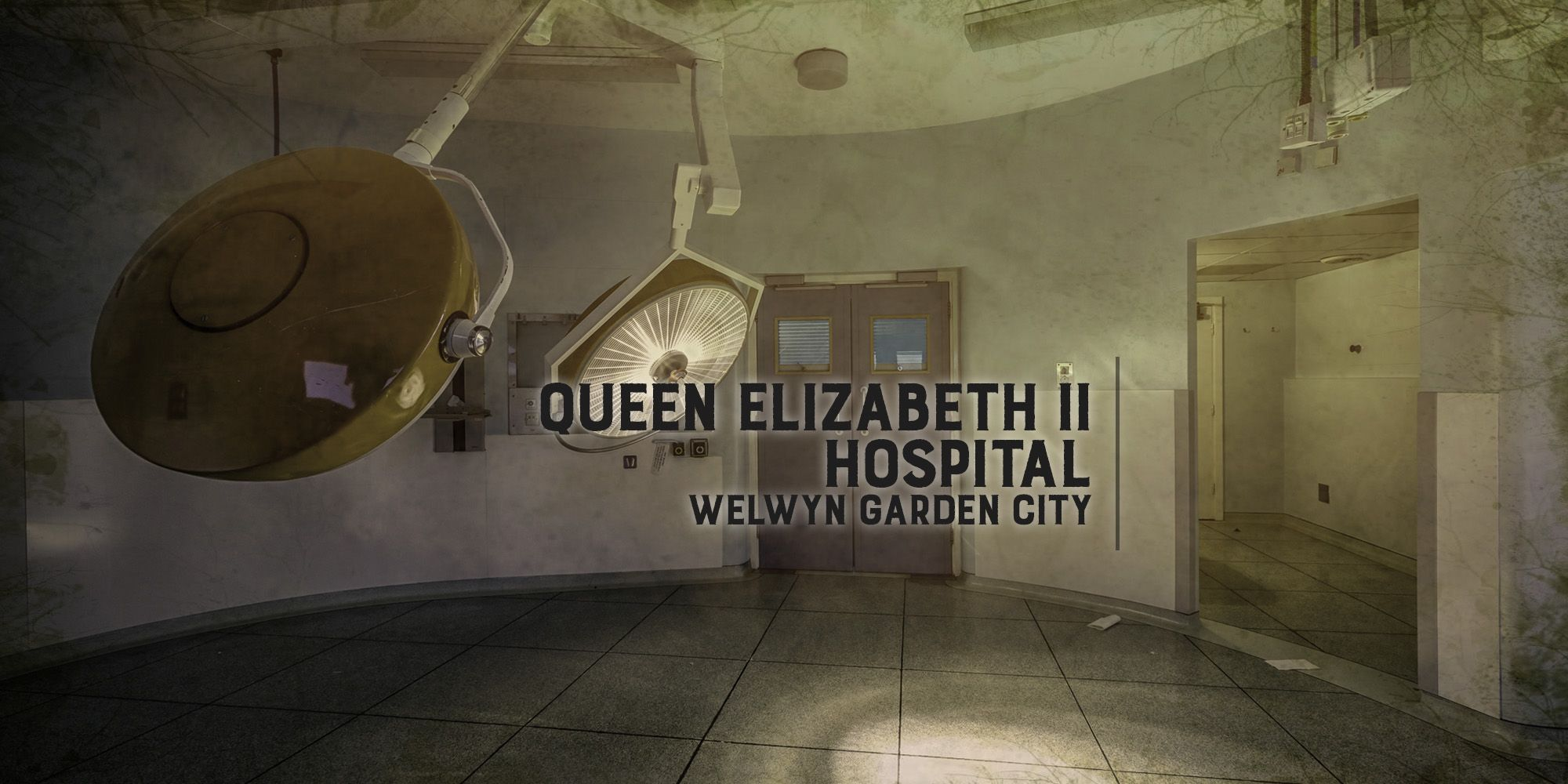 An Abandoned Hospital In Hertfordshire With Working Lights Operating Theatres A Morgue And A Radio Playing Like A Virgin Rema Hospital Welwyn Queen Elizabeth