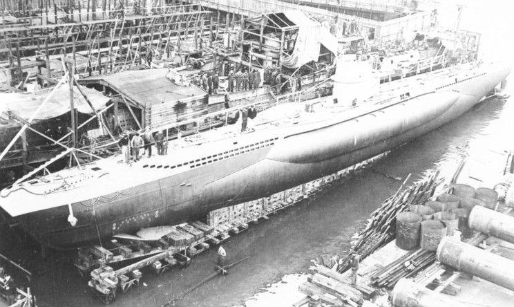 MaritimeQuest - U-99