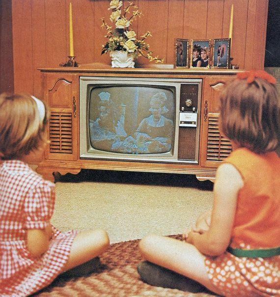 Vintage Television Station Book Tv Vintage Photos Weather Vintage Television Vintage Tv Vintage Photos