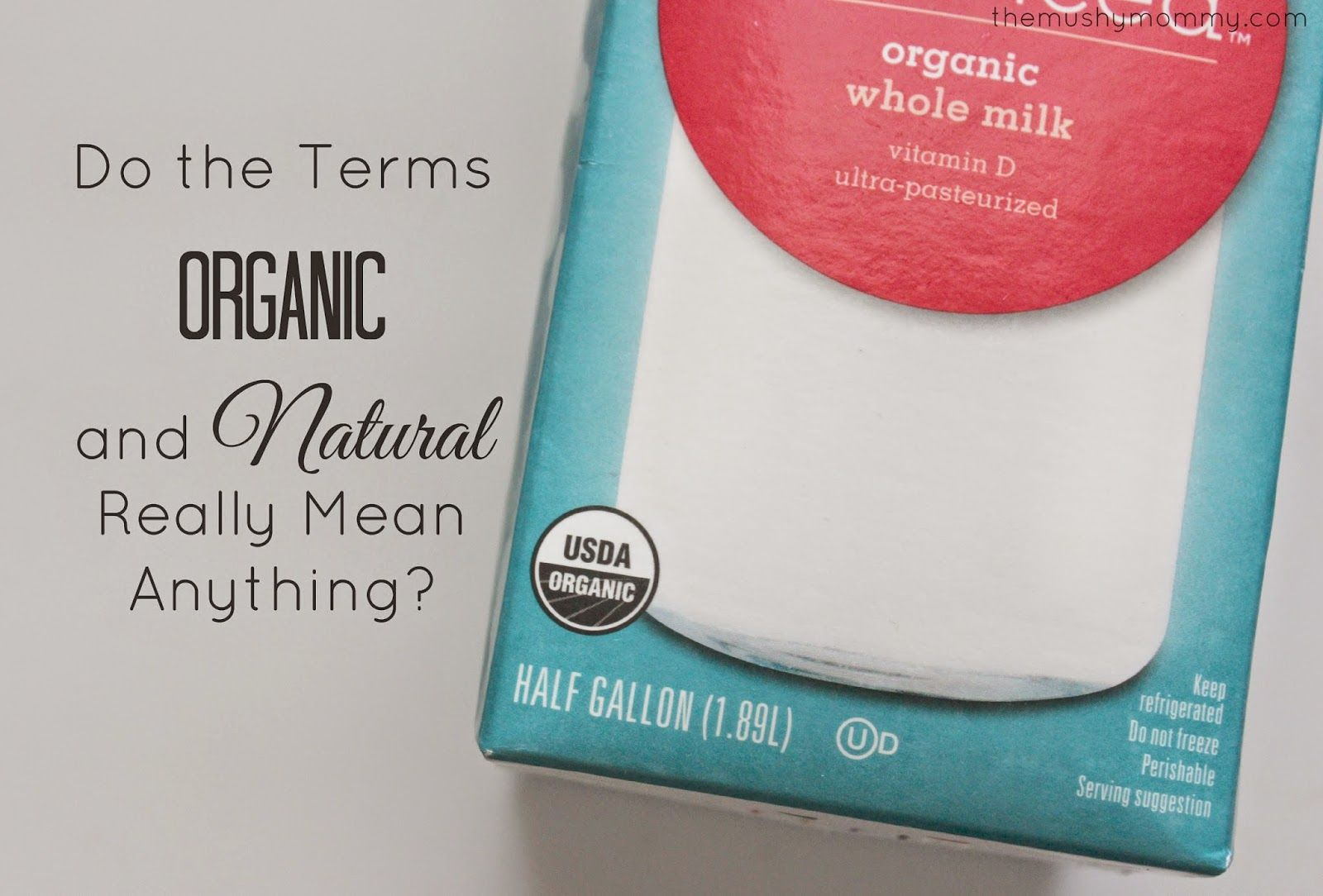 Do the Terms Organic and Natural Really Mean Anything?