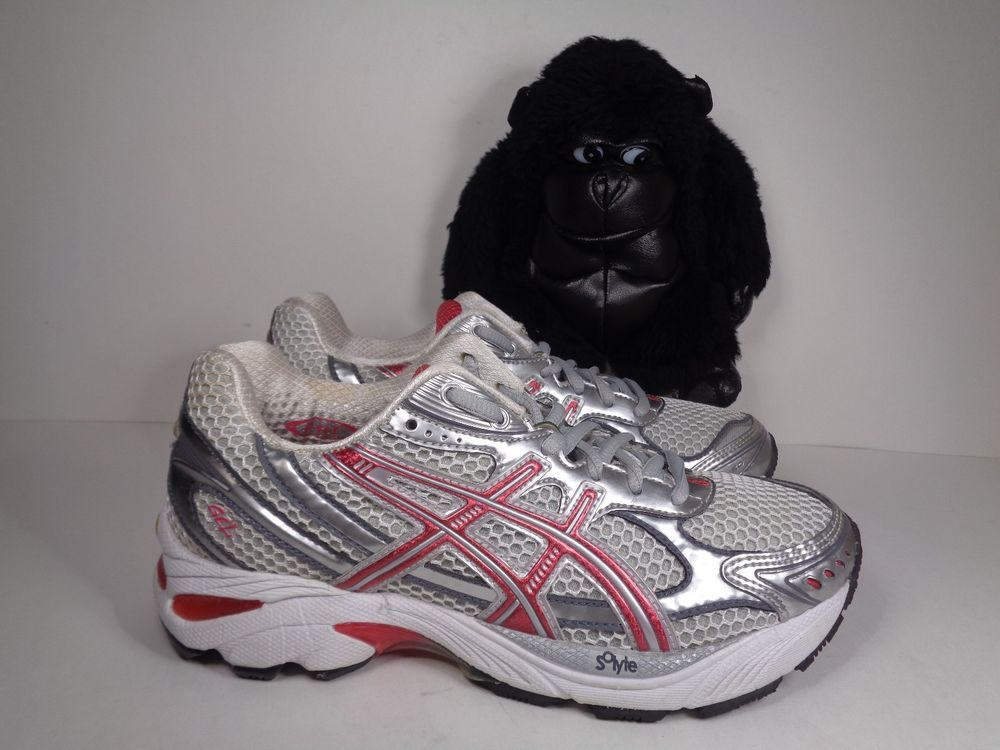 1135f32329ca Womens Gel GT 2150 Running Cross Training shoes size 6 T054N  ASICS   RunningCrossTraining