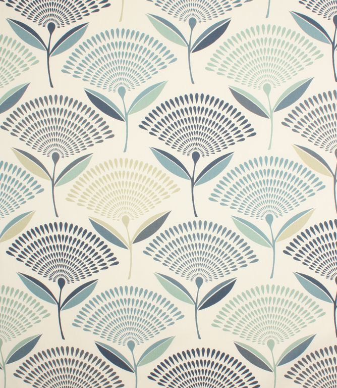 Dandelion Fabric Is A Striking Contemporary Fabric With An