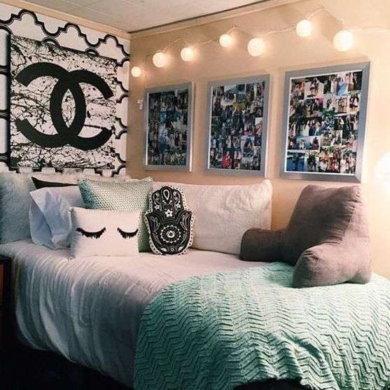 Cute Dorm Room Ideas That You Need To Copy These Cool Dorm Room Ideas Are Perfect For Decorating Your College Dorm Room You Will Have The Best Dorm Room