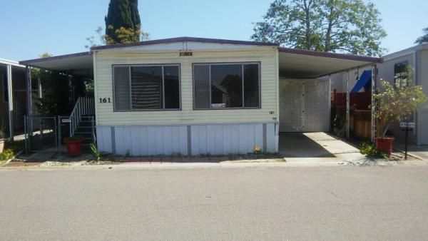 1968 Gold Medal Mobile Manufactured Home In San Diego Ca
