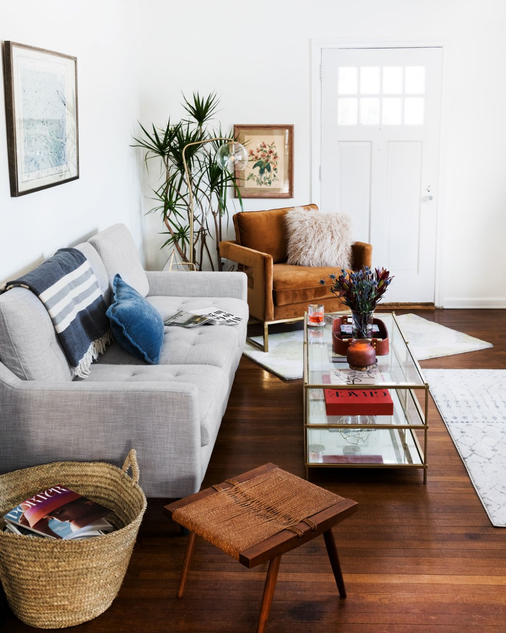 14 Unexpected Ways To Upgrade Your Living Room In 2020: We Reno'd A 900-Square-Foot House To Feel Way Roomier (and Succeeded!) In 2020