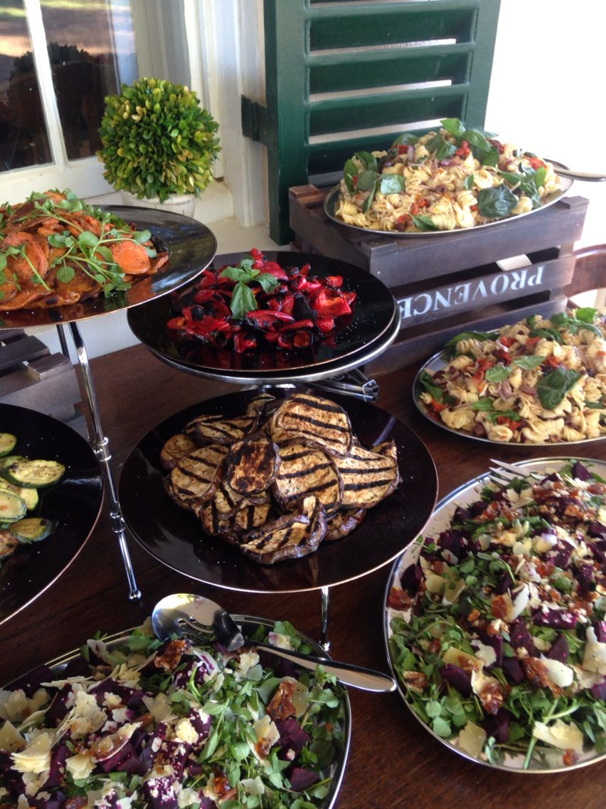 Grazing Table Like Different Heights For Display Wedding Food