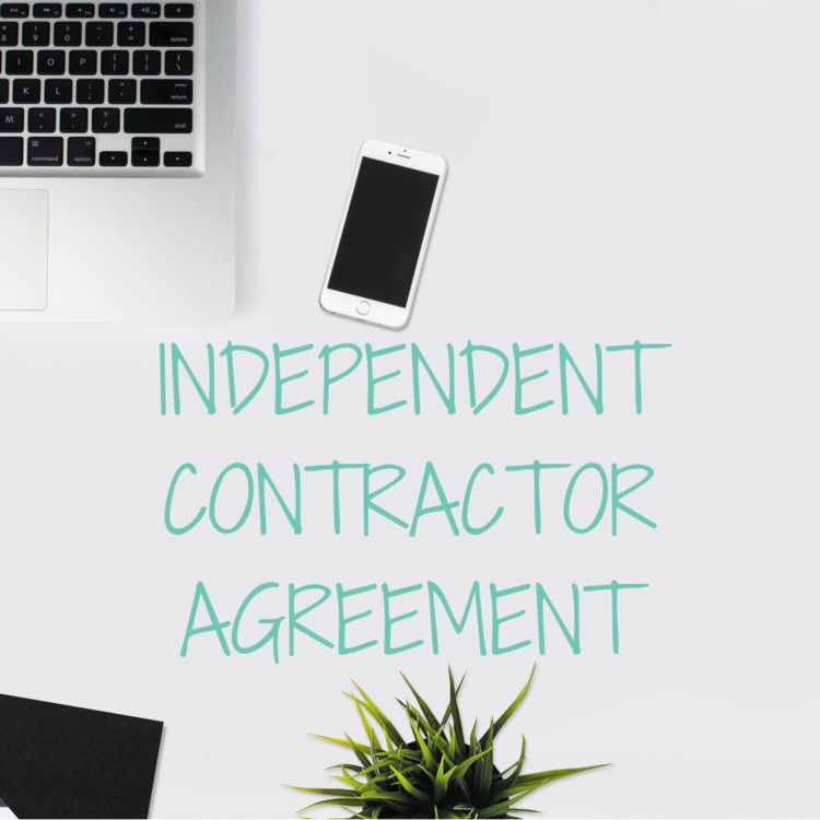 independent contractor agreement virtual assistant va