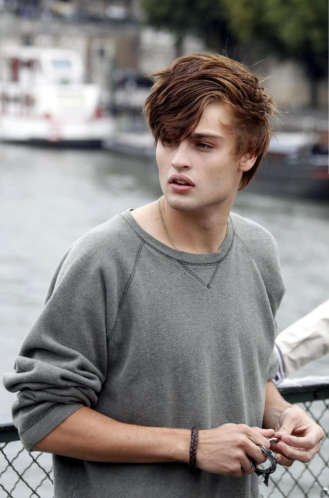 Douglas Booth from the...