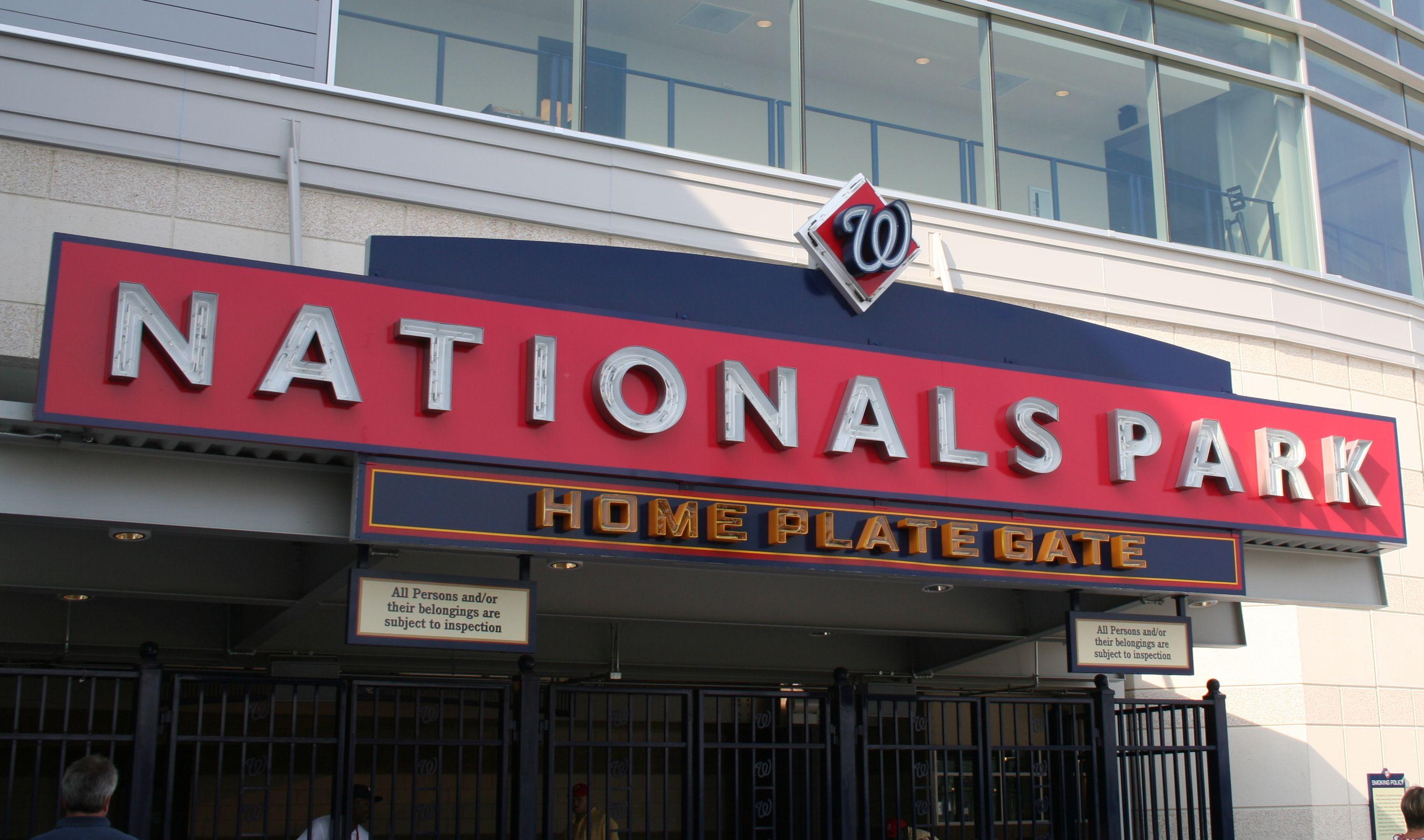 Home Plate Gate