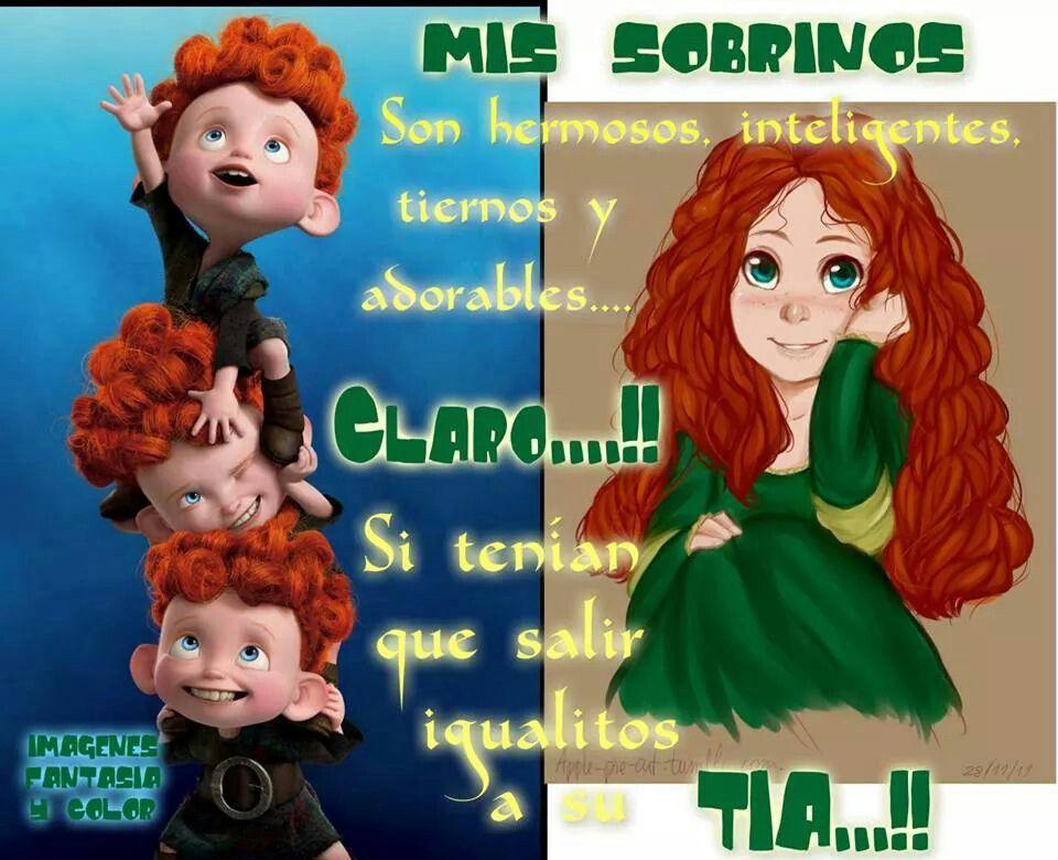 Frases Sobre Ser Tia: Amo A Mis Sobrinos! {Ricardo, Michael, Mario, Enrique