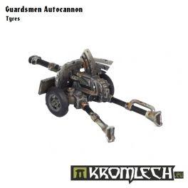Guardsmen Autocannon Kromlech