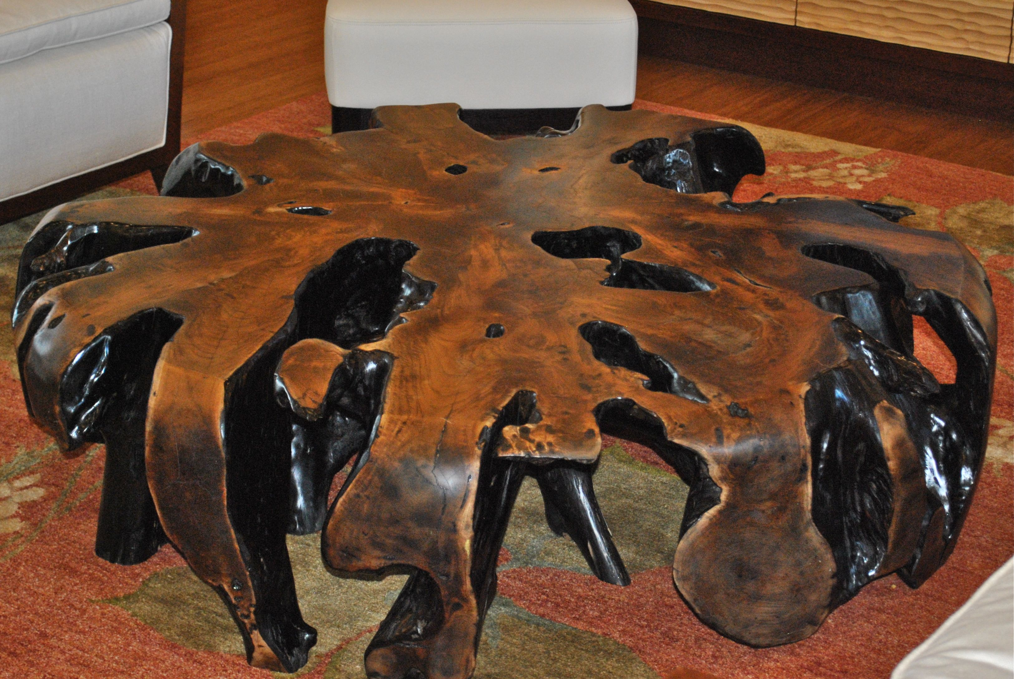Large Wood And Glass Coffee Table For Wood Table