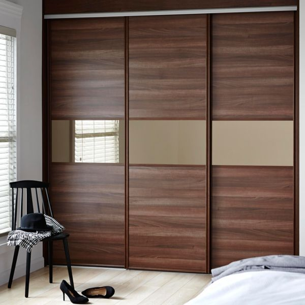 Wardrobe Sliding Doors A Brilliant Idea For Your Home Bedroom Bedroom Wardrobe Sl Wardrobe Door Designs Wardrobe Design Bedroom Sliding Door Wardrobe Designs