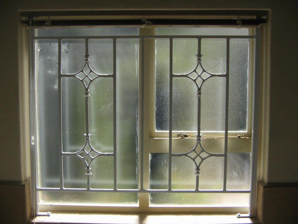 Bat Window Security Bars Canada