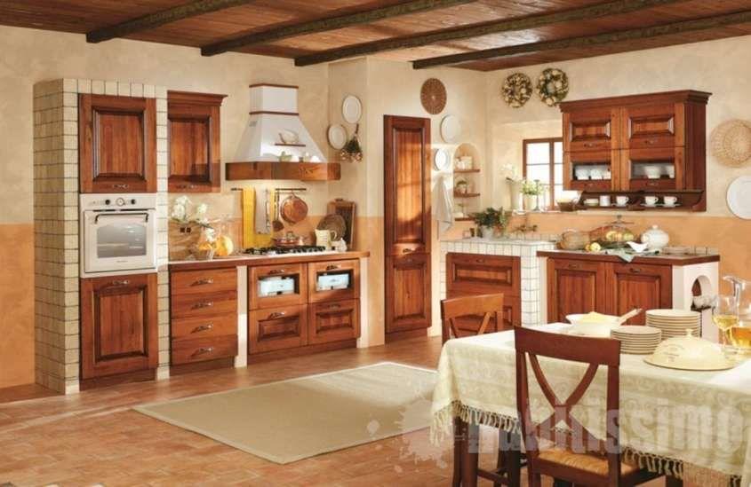 Abbinare il pavimento al rivestimento della cucina - Pavimento in ...